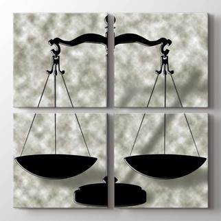 Adalet Terazisi  görseli.